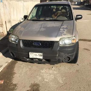 Ford Escape Used in Baghdad