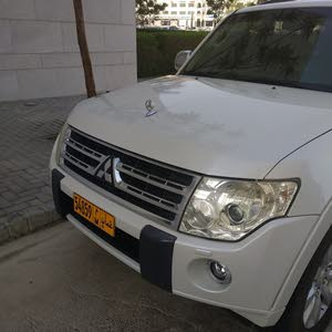 2010 Used Pajero with Automatic transmission is available for sale