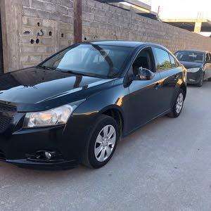 km mileage Chevrolet Cruze for sale