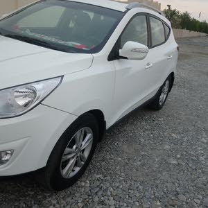 Gasoline Fuel/Power   Hyundai Tucson 2013