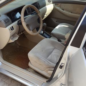 Toyota Corolla car for sale 2002 in Baghdad city