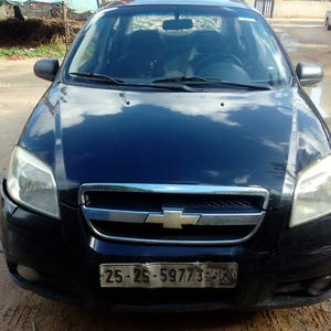Chevrolet Aveo car for sale 2008 in Tripoli city