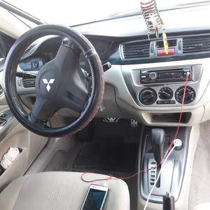 Maroon Mitsubishi Lancer 2007 for sale