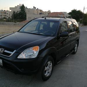 For sale CR-V 2002