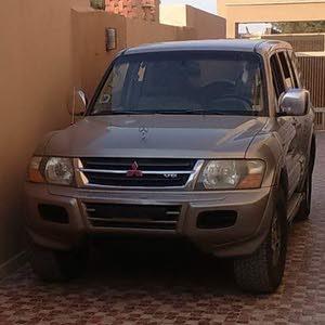 Mitsubishi Pajero Used in Tripoli