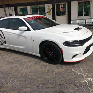 For sale Dodge Charger car in Sharjah