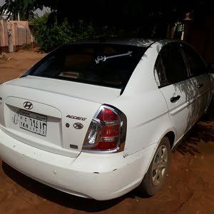 Hyundai Accent 2008 - Khartoum