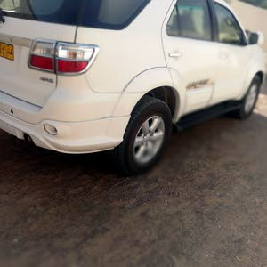 For sale 2011 White Fortuner