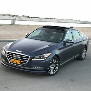 Gasoline Fuel/Power   Hyundai Genesis 2016