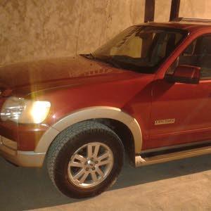 Ford Explorer Used in Al-Khums