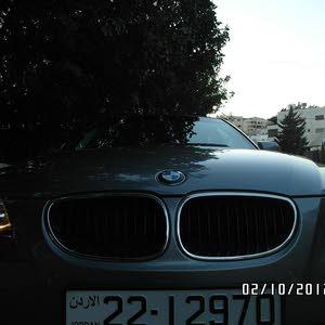 BMW 520 موديل 2005 للبيع