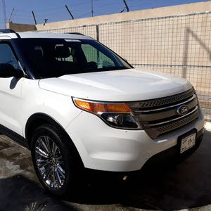 Used condition Ford Explorer 2014 with 70,000 - 79,999 km mileage