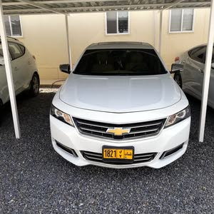 Automatic Chevrolet 2014 for sale - Used - Muscat city