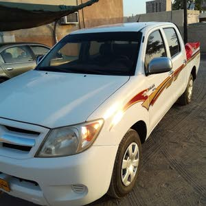Available for sale! 0 km mileage Toyota Hilux 2008