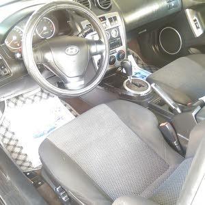 Black Hyundai Coupe 2004 for sale