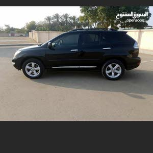 Black Lexus RX 2007 for sale