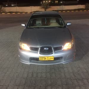 +200,000 km Subaru Impreza 2006 for sale