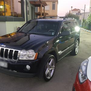 Jeep Cherokee 2007 For sale - Black color
