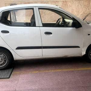 Used condition Hyundai i10 2012 with +200,000 km mileage