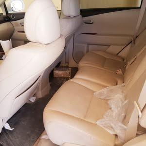 White Lexus RX 2011 for sale