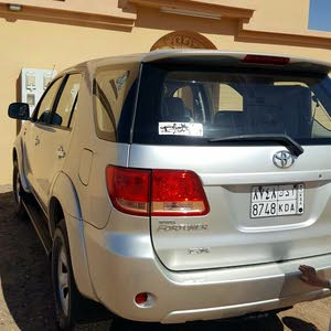toyota fortuner (only for serious