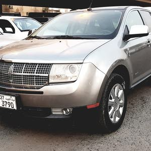 Gasoline Fuel/Power   Lincoln MKX 2008