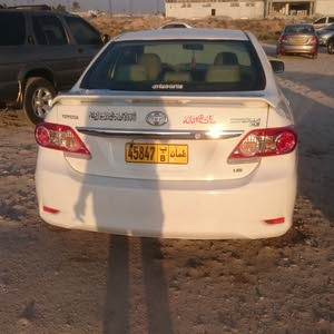 Toyota Corolla car for sale 2011 in Muscat city