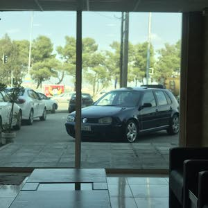 Used condition Volkswagen Golf 2002 with 1 - 9,999 km mileage
