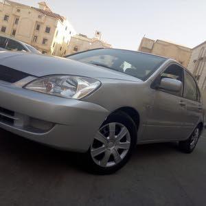 Mitsubishi Lancer car for sale 2011 in Jeddah city