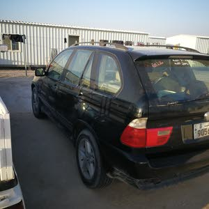 BMW X5 car for sale 2004 in Al Jahra city