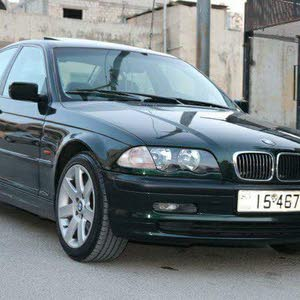 BMW 318 2001 for sale in Amman