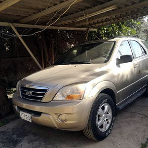 Beige Kia Sorento 2008 for sale