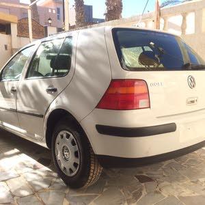 Volkswagen Golf 2002 For sale - White color