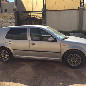For sale 2003 Silver Golf