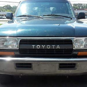 1994 Toyota Land Cruiser Specs