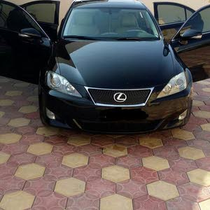 Used condition Lexus IS 2010 with 1 - 9,999 km mileage