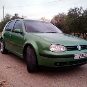 Used condition Volkswagen Golf 1999 with 60,000 - 69,999 km mileage