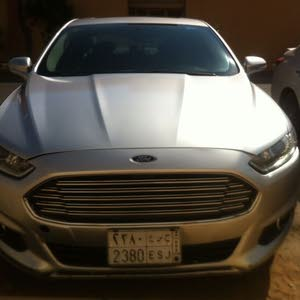 Automatic Ford 2014 for sale - Used - Tabuk city