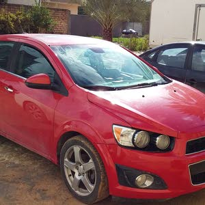 For sale 2015 Red Sonic