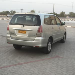 Silver Toyota Innova 2010 for sale