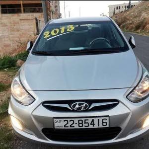 km Hyundai Accent 2013 for sale
