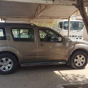 Gasoline Fuel/Power   Nissan Pathfinder 2007