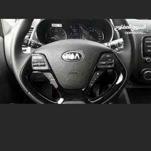 2018 Used Cerato with Automatic transmission is available for sale