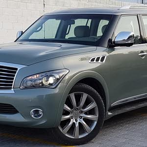 Infiniti QX 56 2011 Full Option