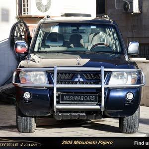 1 - 9,999 km Mitsubishi Pajero 2005 for sale