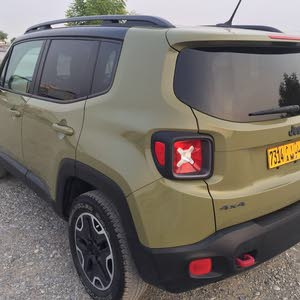 0 km Jeep Renegade 2015 for sale