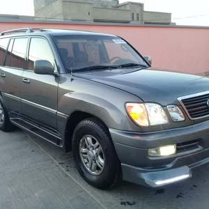 LX 2002 - Used Automatic transmission