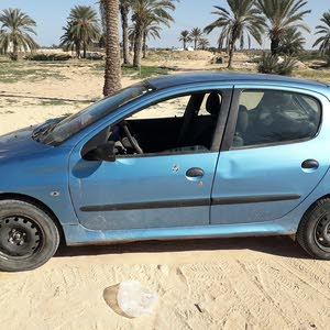 2001 Used 206 with Manual transmission is available for sale