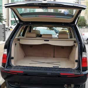 For sale BMW X5 car in Amman