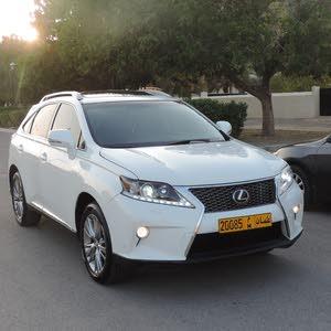 Lexus RX car for sale 2014 in Nizwa city